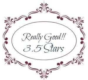 3.5 stars