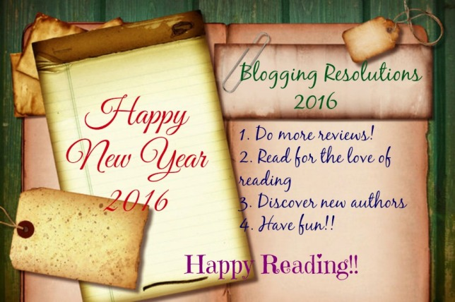 new year blogging